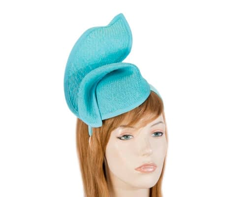 Turquoise fascinator MA564T Fascinators.com.au