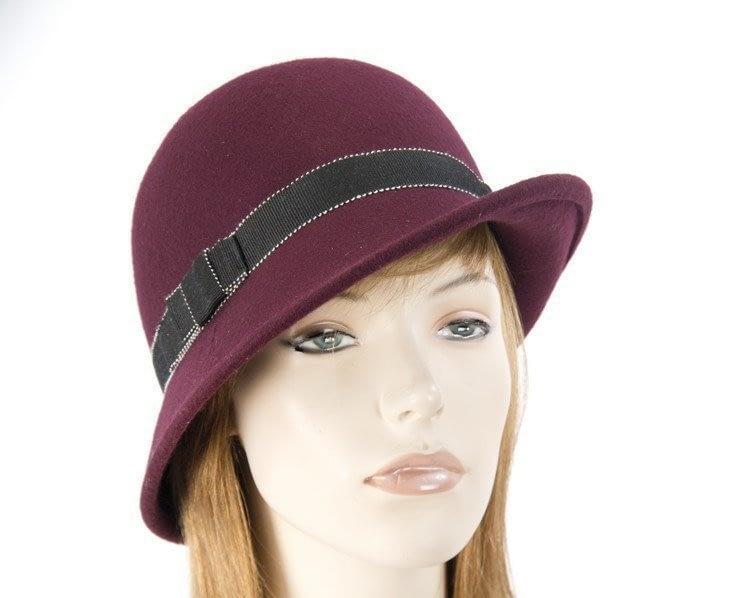 Cream & black cloche hat Online in Australia | Hats From OZ