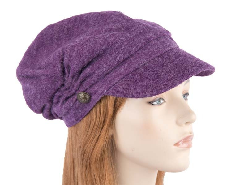 Winter ladies fashion newsboy beret hat Max Alexander J266