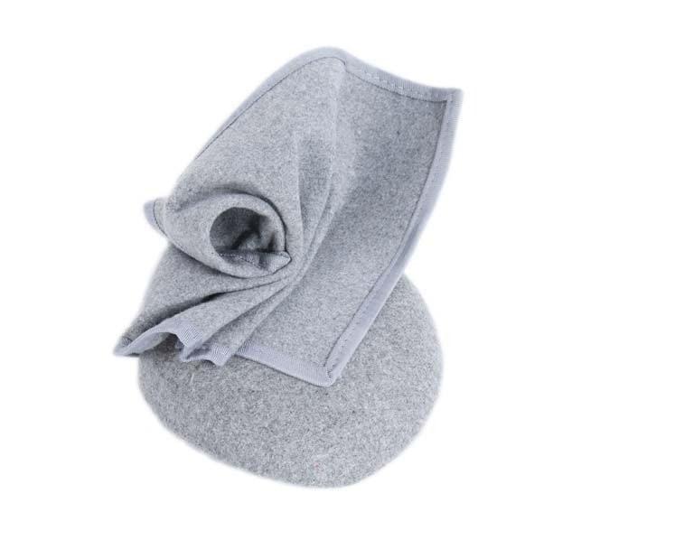 Grey pillbox hat for winter autumn racing — buy online in Australia F540G