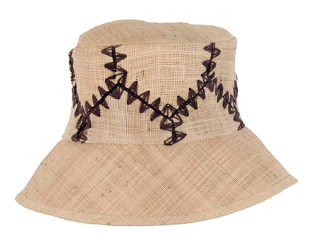 Ladies casual summer bucket beach hat buy online in Australia