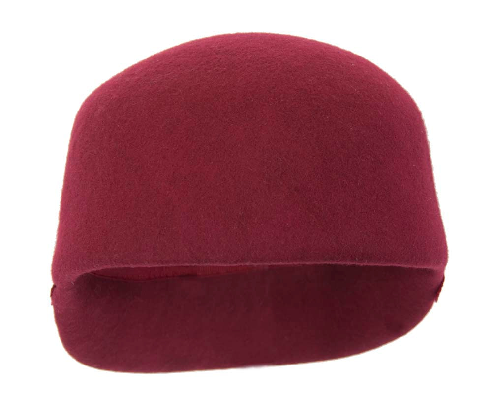 Large wine felt cap