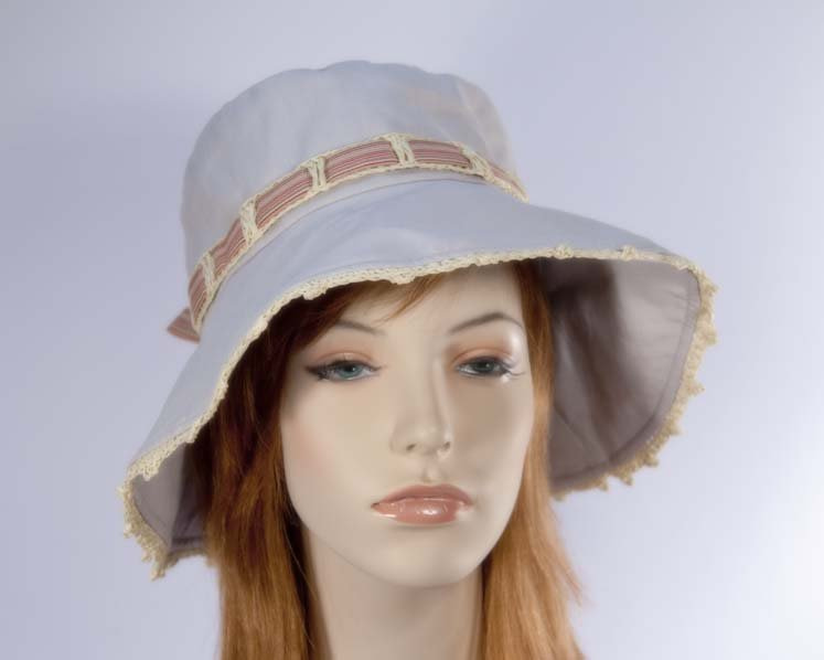 Ladies summer beach hat LC126