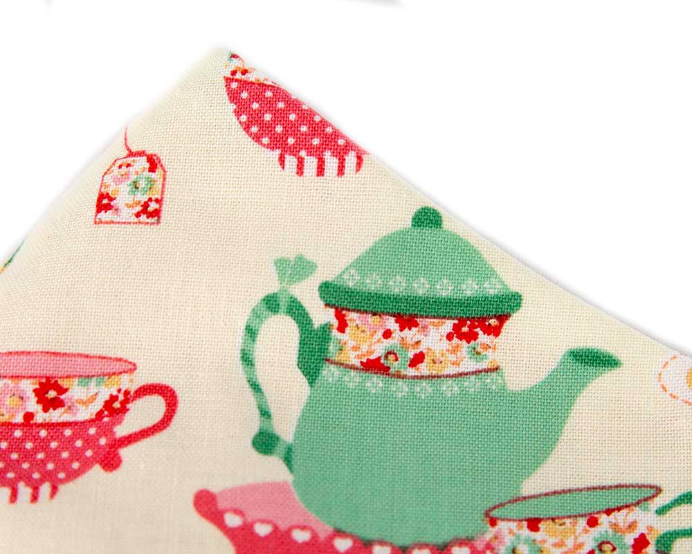 Comfortable re-usable cotton face mask kitchen tea