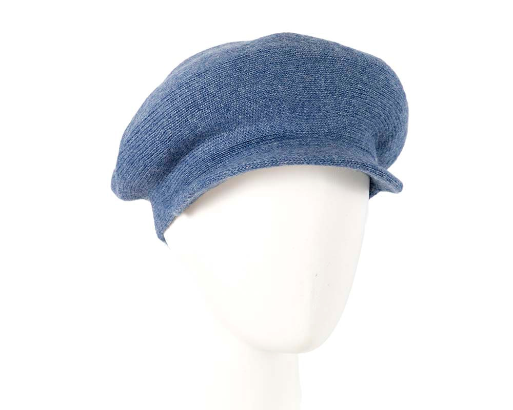 Classic woven denim shade cap by Max Alexander (Copy)