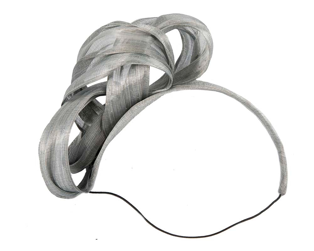 Silver retro headband by Fillies Collection