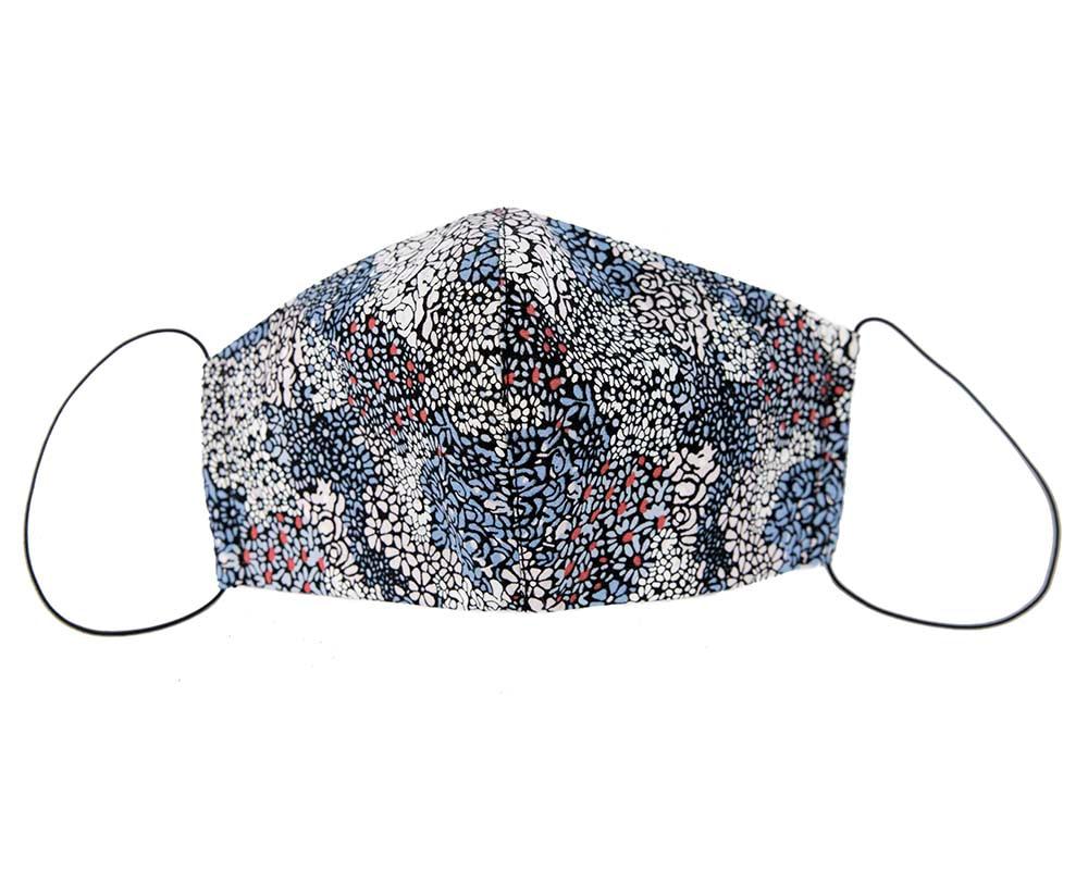 Comfortable re-usable cotton face mask