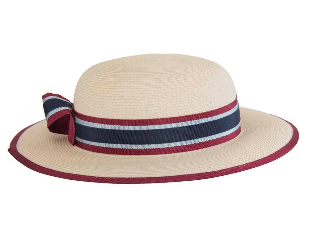 Ladies fashion summer hat