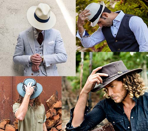 Mens Hats - Hats From OZ