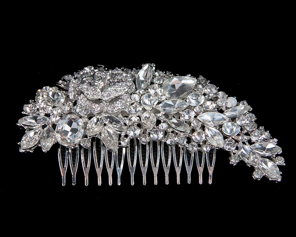 Bridal hair comb headpiece buy online in Australia