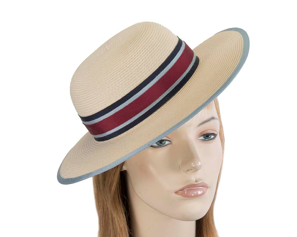 Ladies fashion summer hat