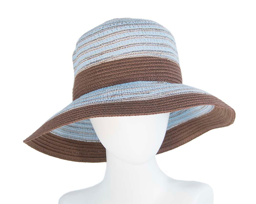 Ladies casual summer sun hat LC161