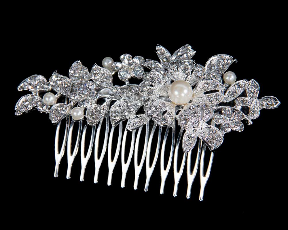 Bridal hair comb headpiece buy online in Australia BR17