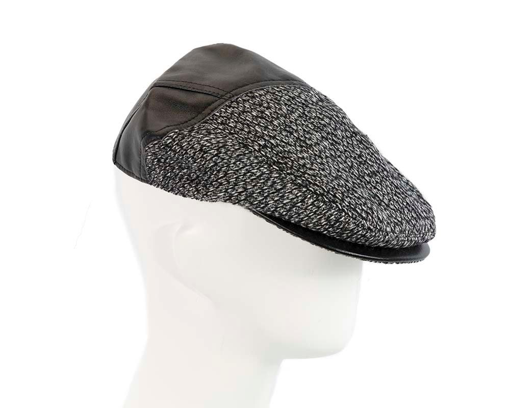 Proofed flat cap