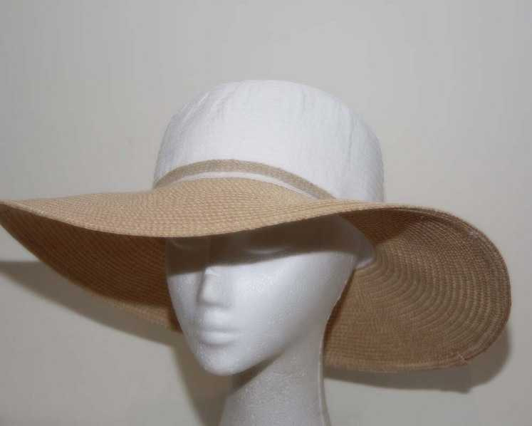 Ladies summer beach hat BD13
