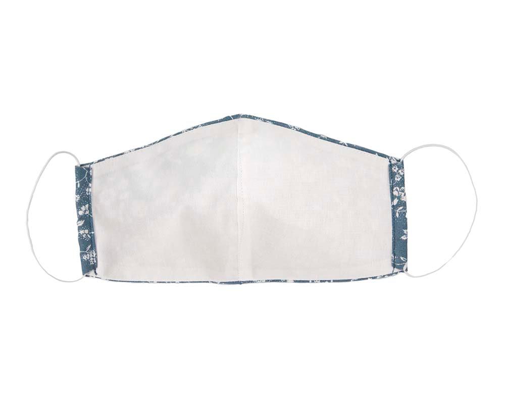 Comfortable re-usable denim face mask