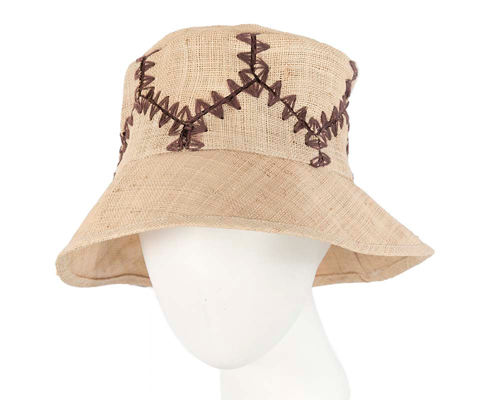 Ladies casual summer bucket beach hat buy online in Australia