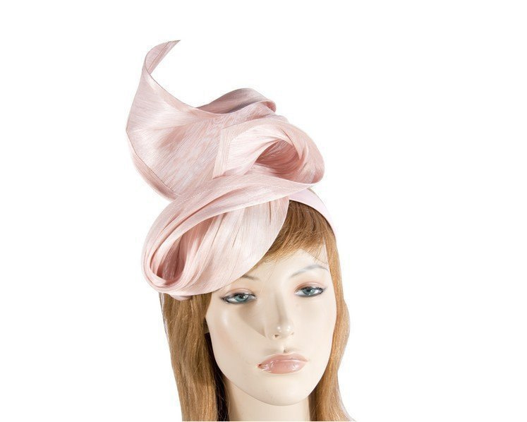 Pink fascinator for Melbourne Cup Ascot races buy online in Australia