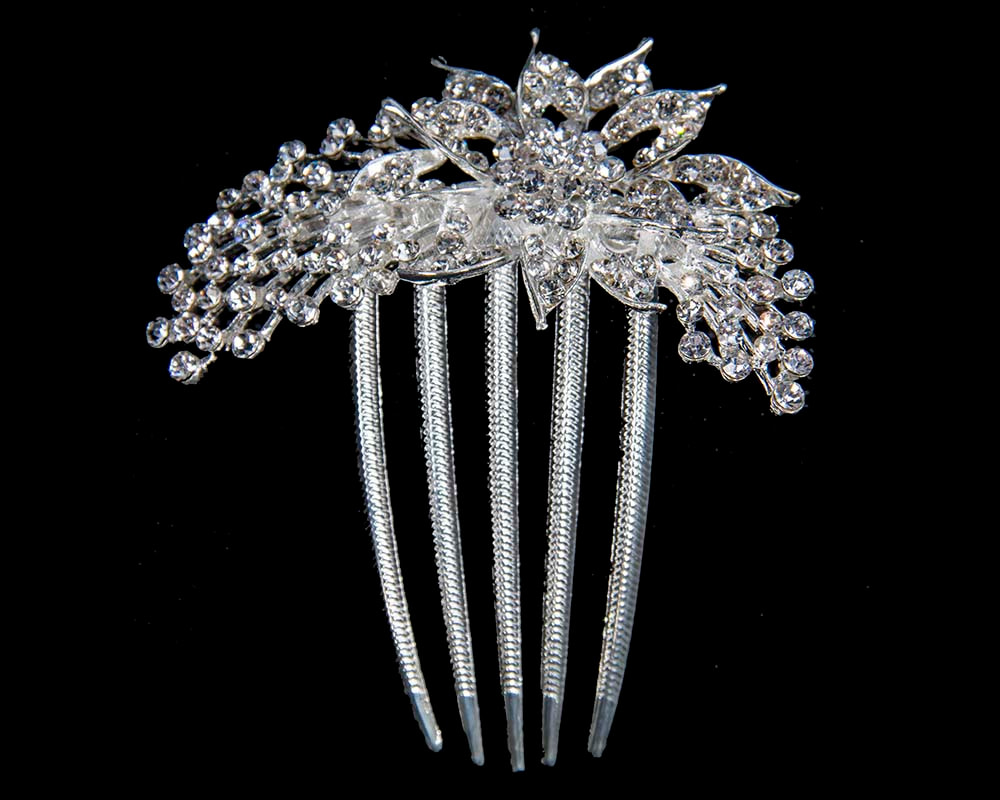 Bridal hair comb headpiece buy online in Australia BR18