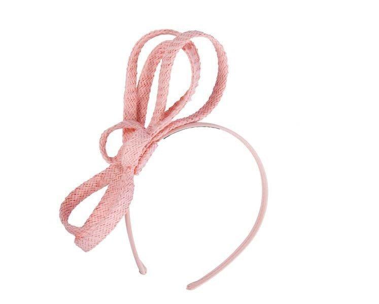 Coral loops on headband