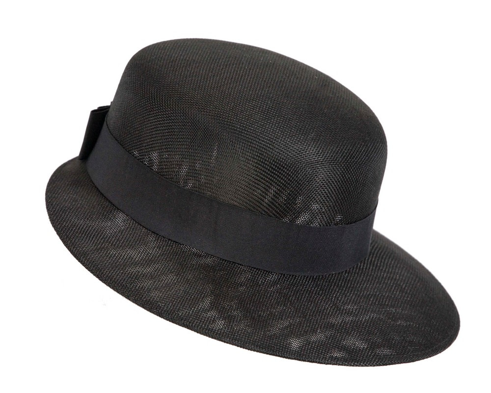 Black ladies hat by Max Alexander