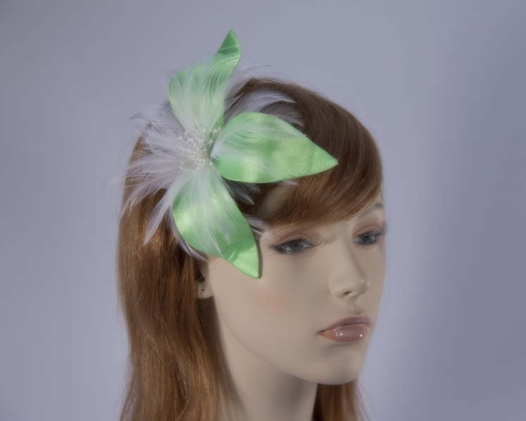 Fascinator headpiece for wedding and races