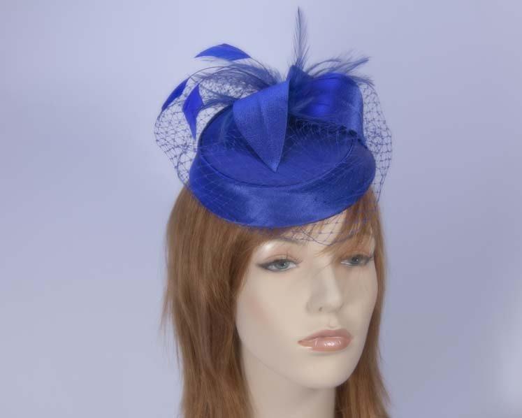 Custom Made Cocktail Pillbox Hat