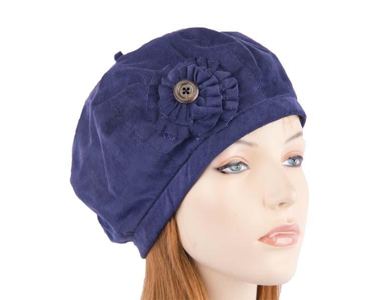 Ladies fashion beret hat J107