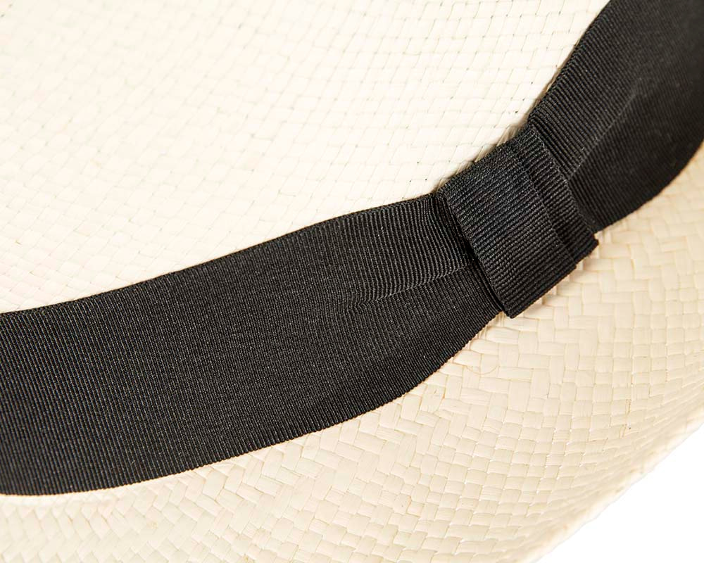 Ecuadorian Panama Hat Porkpie style