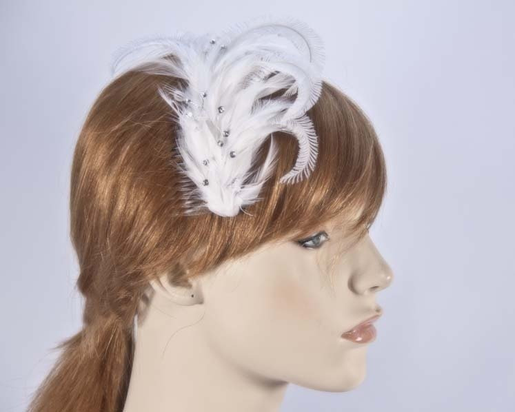 Bridal comb fascinator