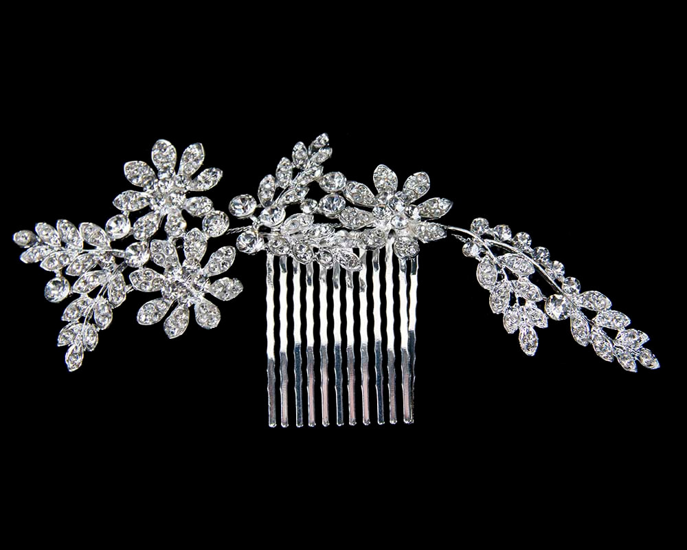 Bridal hair comb headpiece buy online in Australia BR22