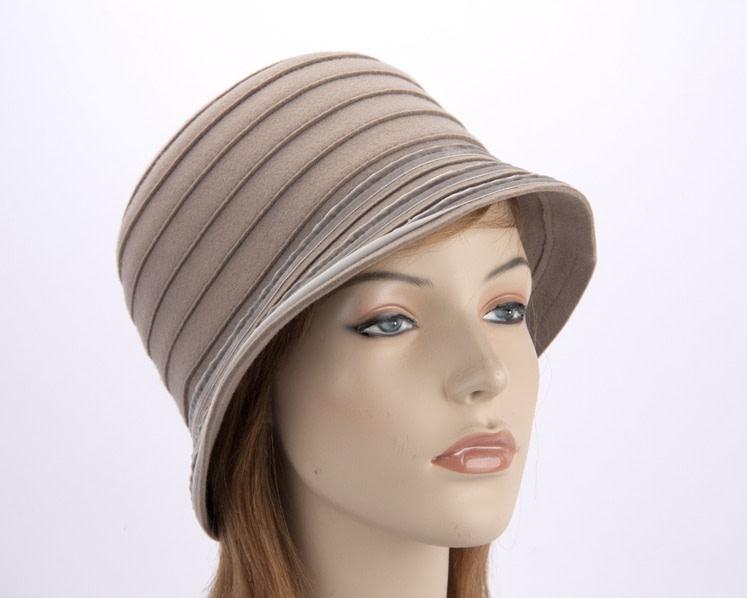 Grey winter Fashion Hat Max Alexander J127G