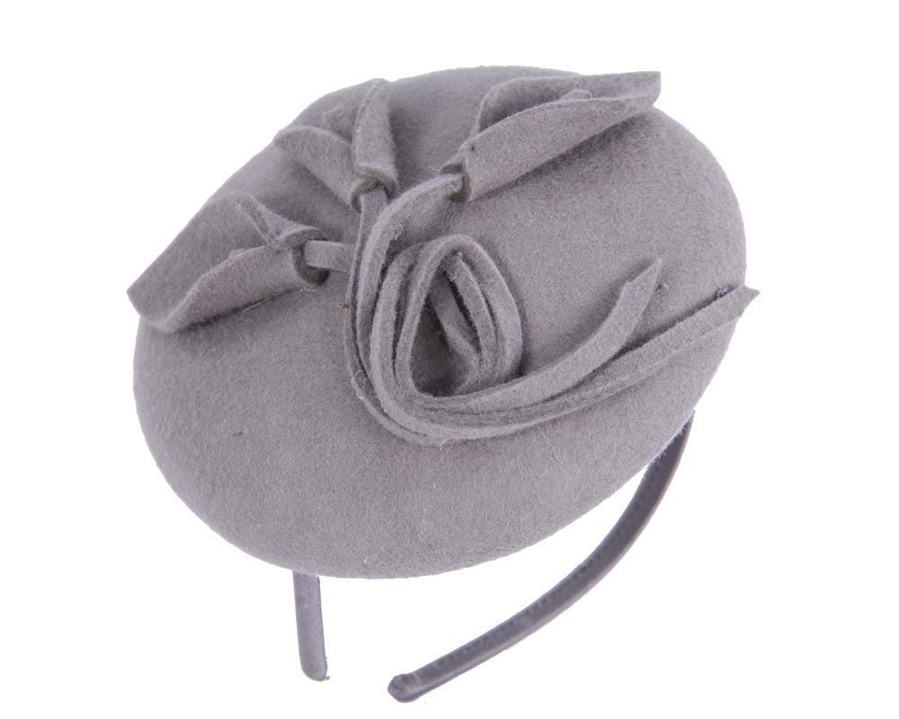 Small grey winter pillbox Max Alexander buy online in Aus J297G
