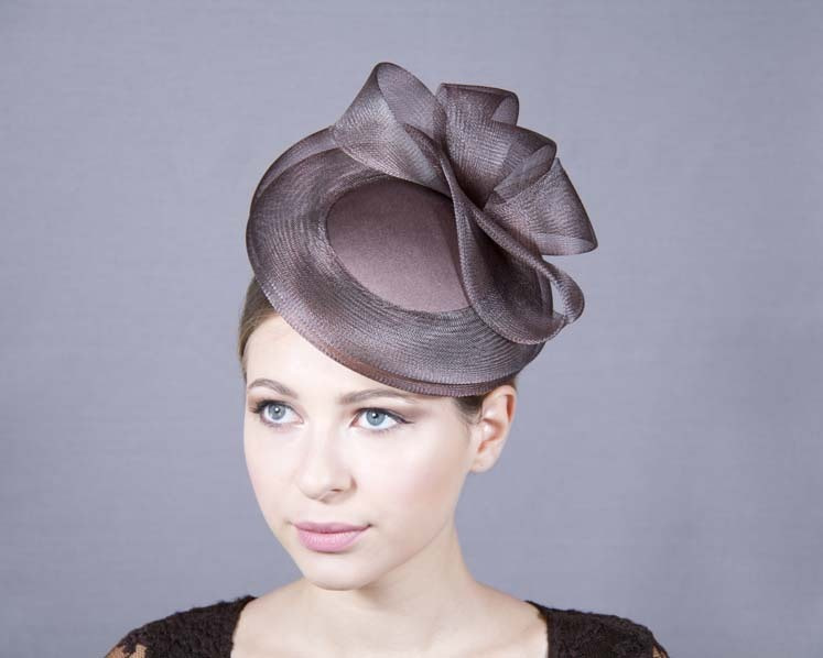 Custom made cocktail mother of the bride hat