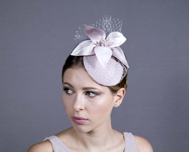 Custom made special occasion cocktail hat