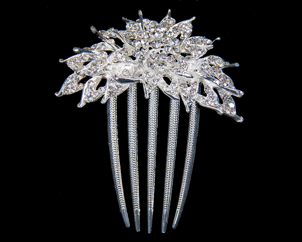 Bridal hair comb headpiece buy online in Australia BR21