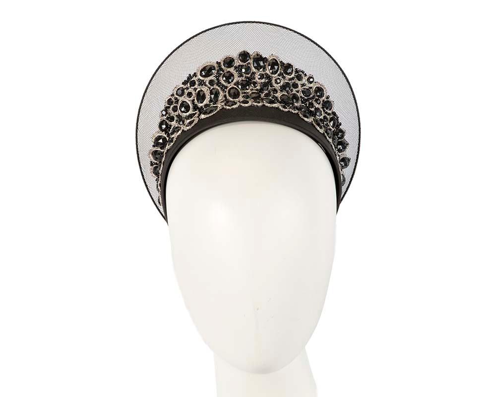 Bespoke headband by Cupids Millinery Melbourne