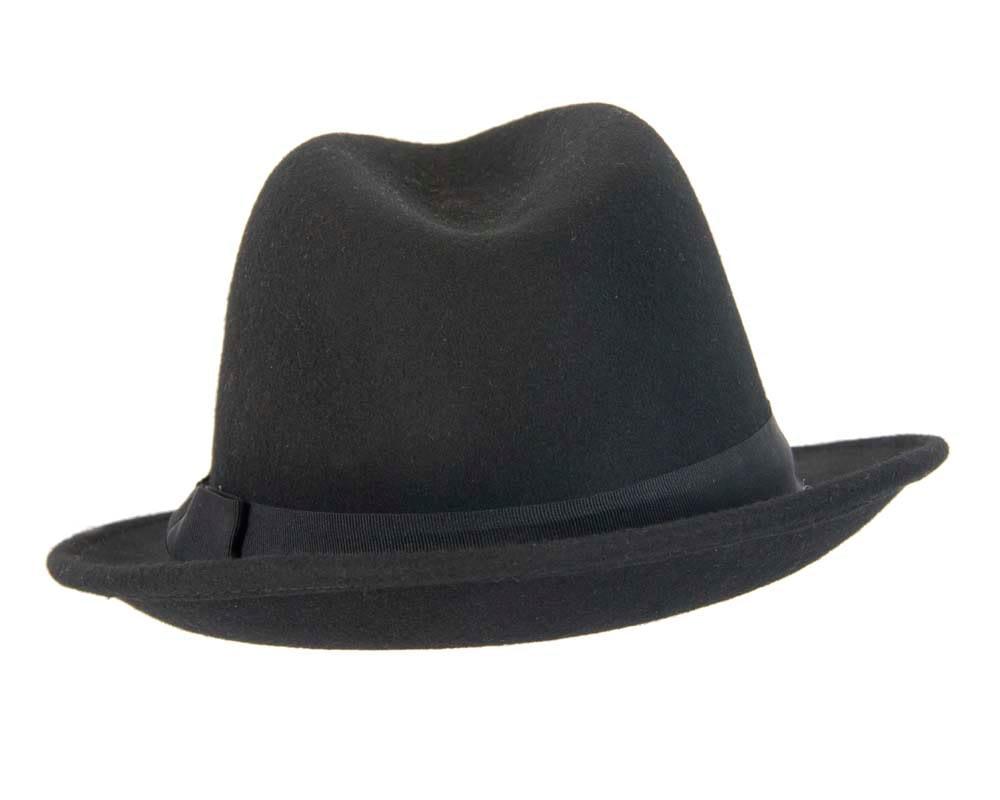 Black Fedora Blues Brothers Hat