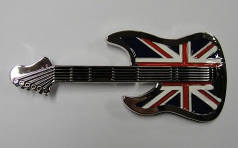 Belts From OZ - guitarunionjack