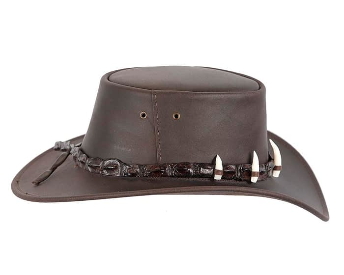 Belts From OZ - 0110 brown side