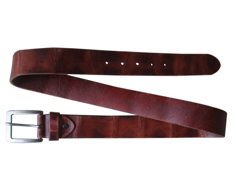 Worn Leather Belt