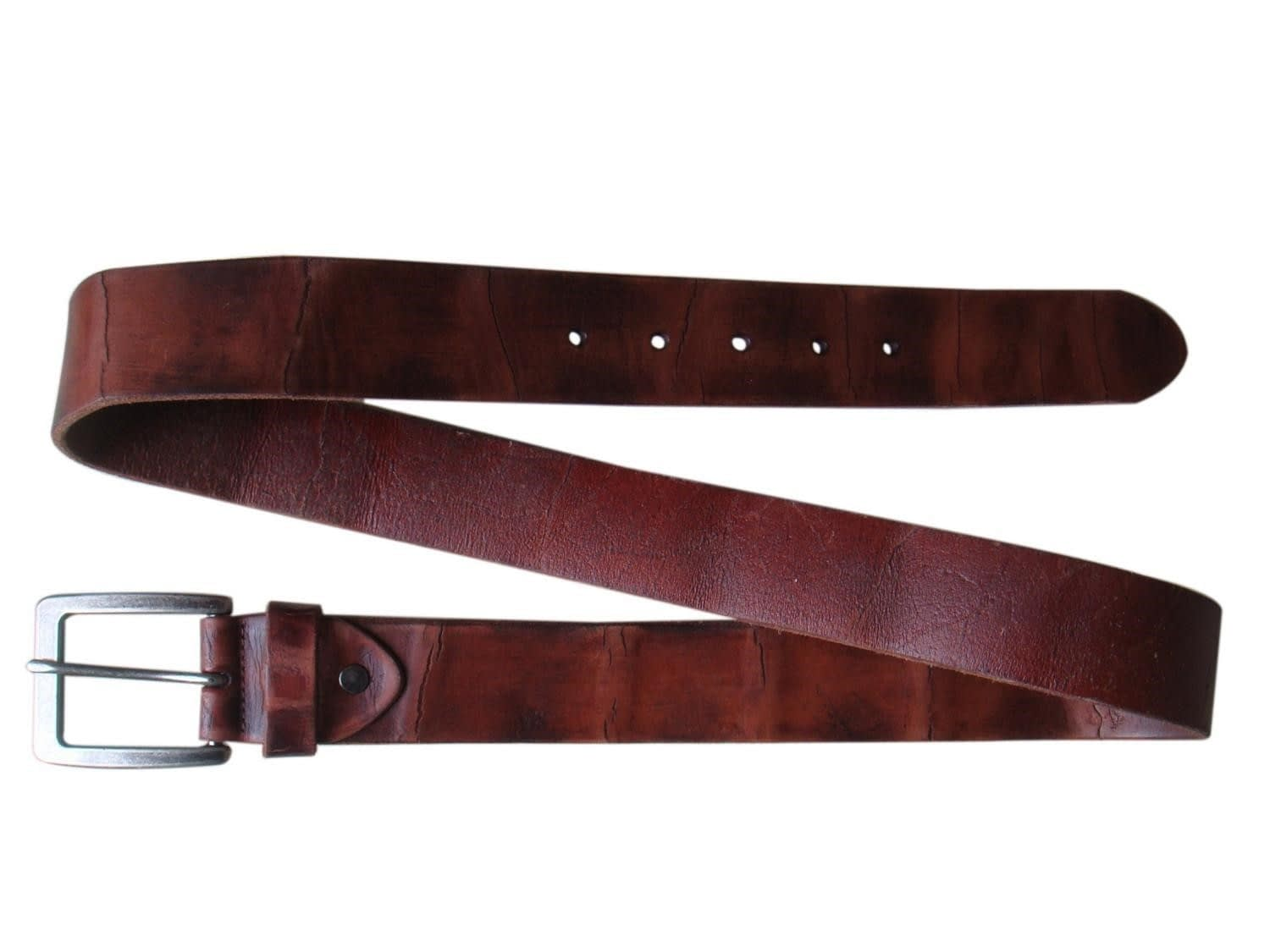 Worn Leather Belt
