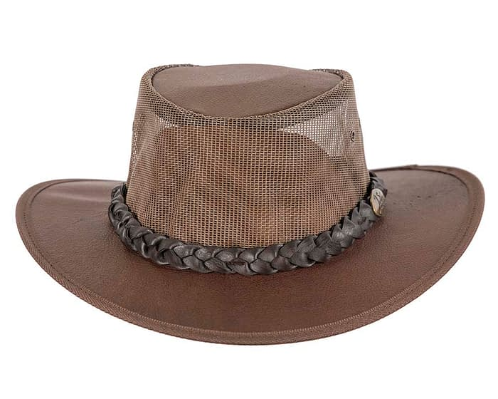 Belts From OZ - J0130 brown front