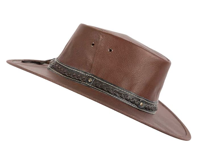 Belts From OZ - 1111 brown side