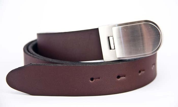 Belts From OZ - 30 1551 brown
