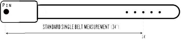 Belt size