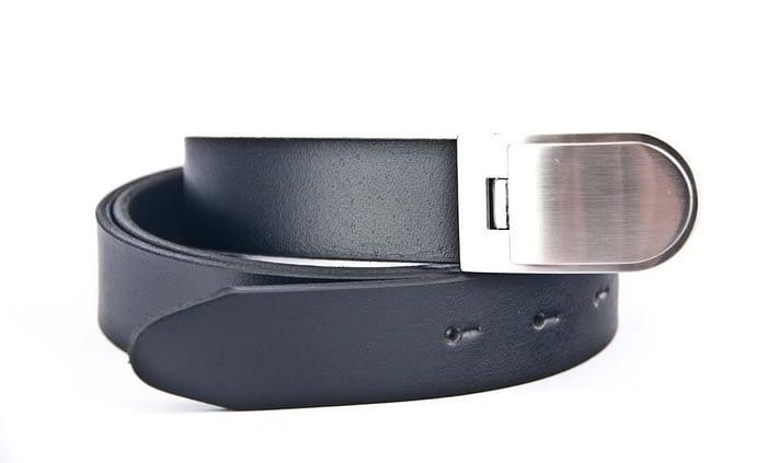 Belts From OZ - 30 1551 black