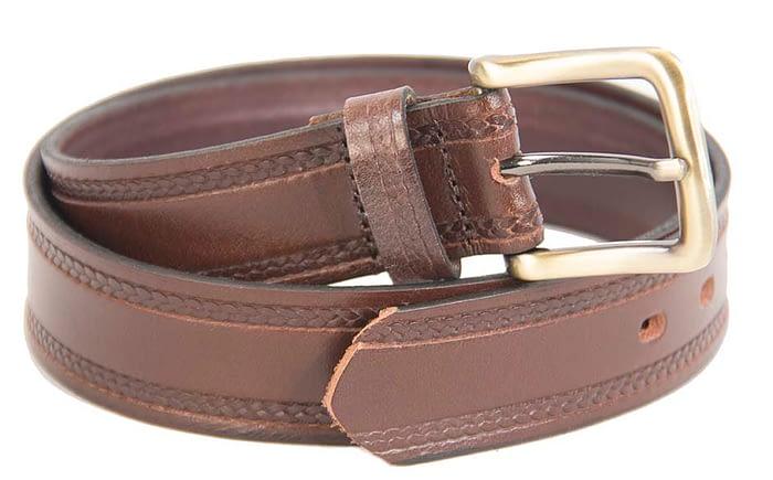 Belts From OZ - 117855 tan