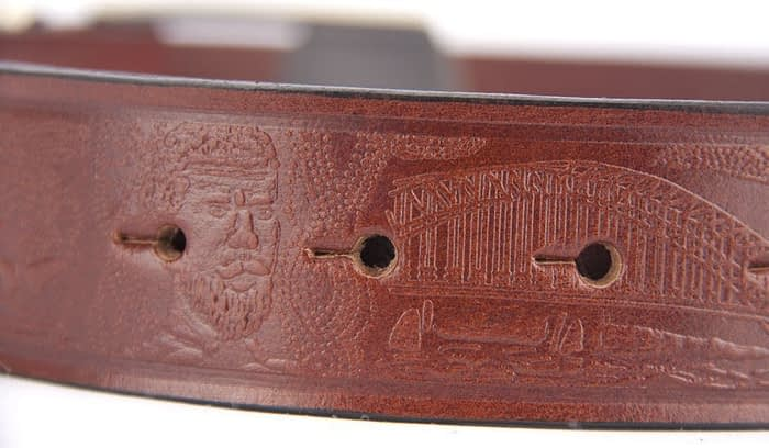 Belts From OZ - 40 AUST SYD tan2