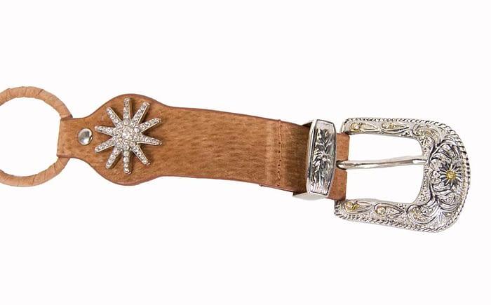 Belts From OZ - LS2076 tan